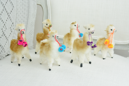 Alpaca Soft Toy - Mini