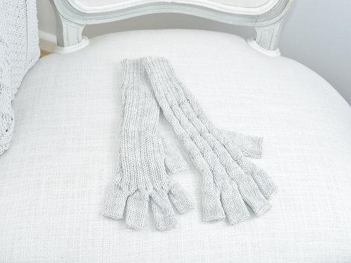 Alpaca Gloves - Half Finger
