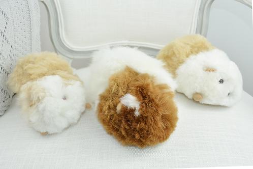 Alpaca Guinea Pig Soft Toy