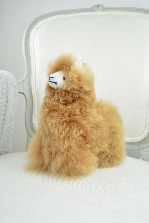 Alpaca Soft Toy - Med