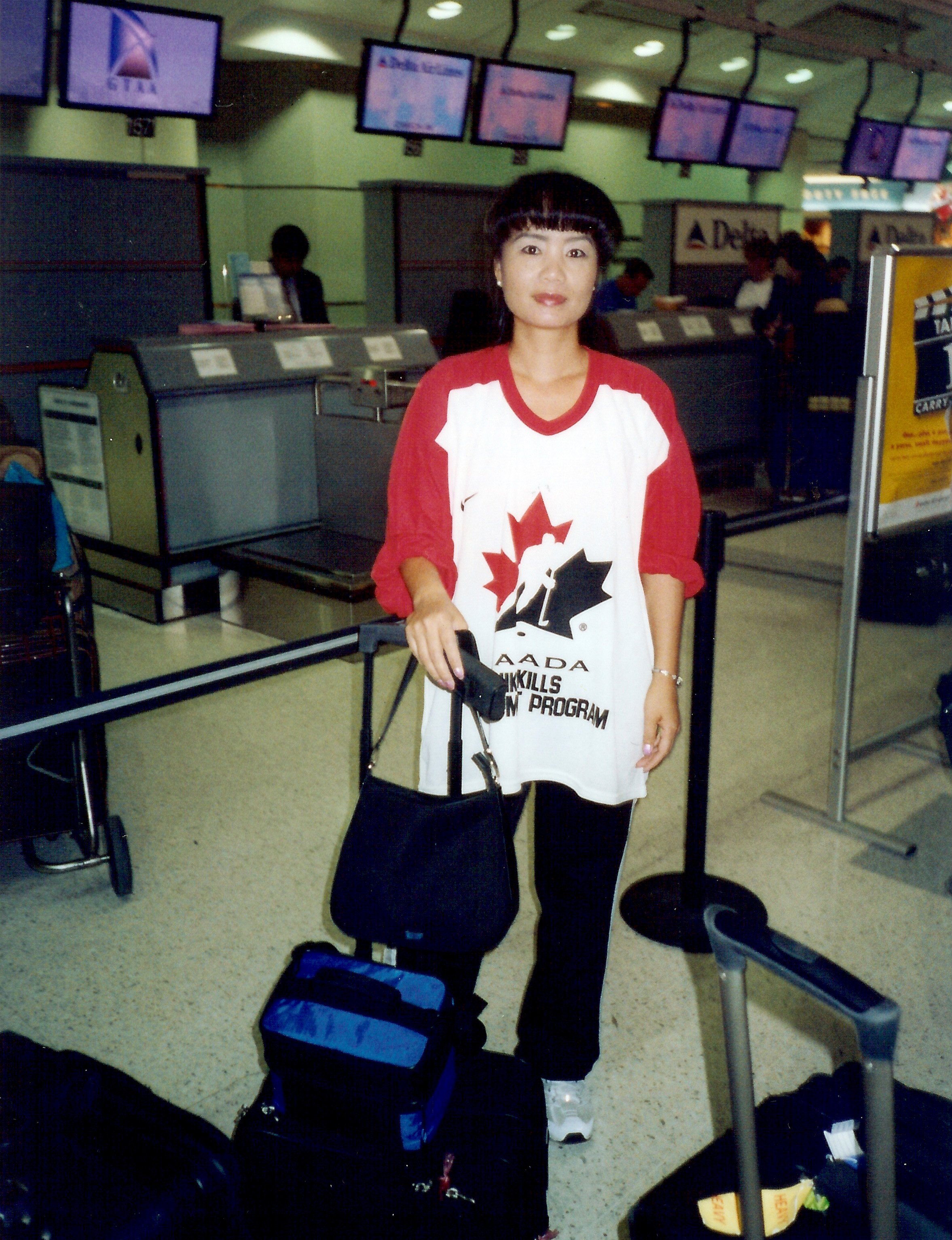 October 2003: Toronto Int'l Airport