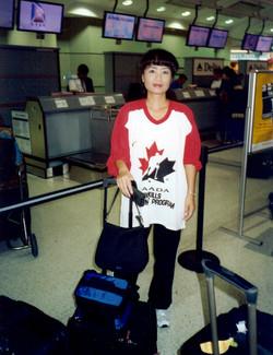 October 2003: Toronto Int'l Airport