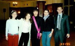 March 2005: Georgetown University