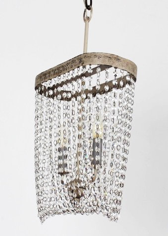 2 LAMP CHANDELIER