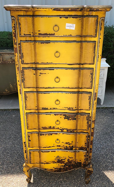 7 Drawer Commode