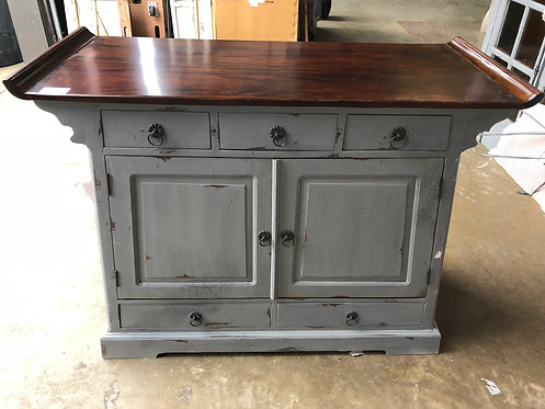 5 Drawer Chest with Cabinet