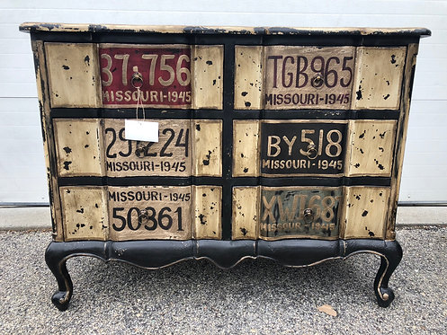 COMMODE CHEST 6 DRAWER