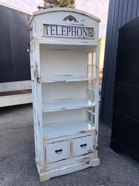 Custom Telephone Booths