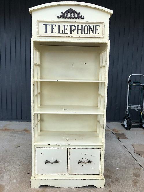 TELEPHONE BOX 2 DRAWER