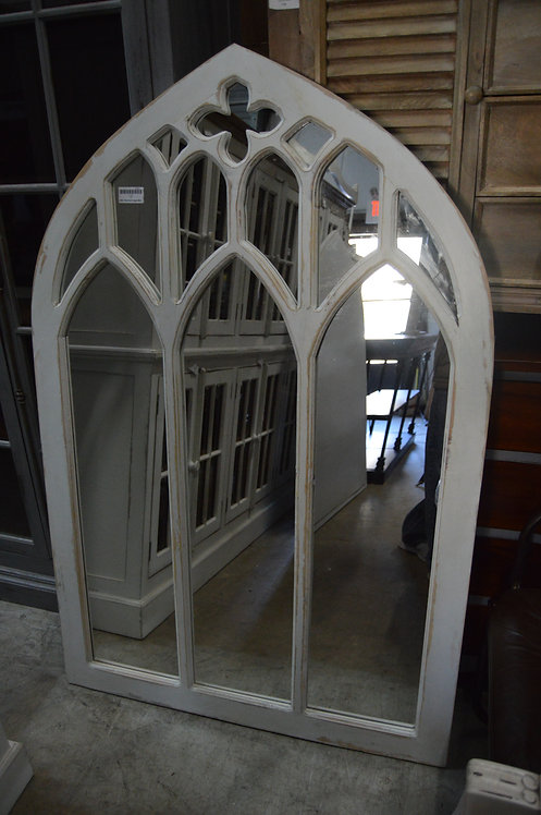 Gothic Revival Large Mirror