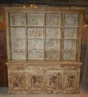 Jackson Large Book Case Cabinet