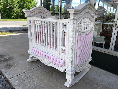 Rocking Baby Crib