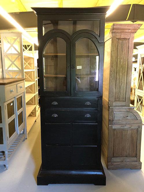 2 Door 6 Drawer Cabinet