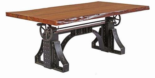 Acacia Crank Table