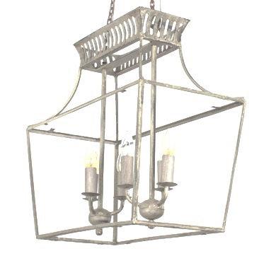 6 LAMP CHANDELIER