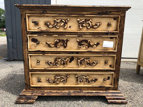 COMMODE CHEST 4 DRAWER