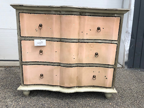 COMMODE CHEST 3 DRAWER LK