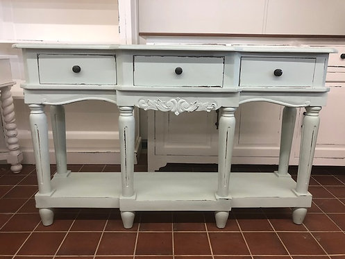 French Scroll Console