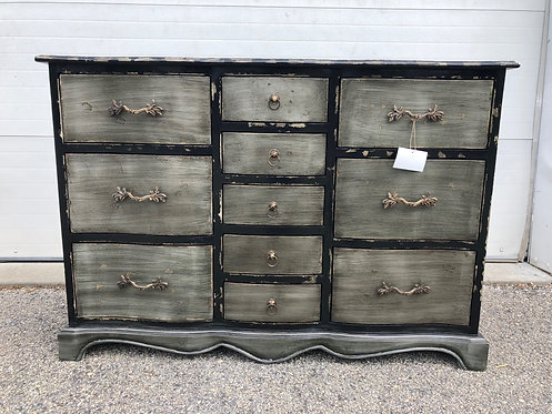 COMMODE CHEST 11 DRAWER