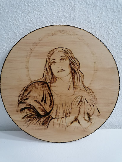 Portrait de Marie Madeleine - thème religion