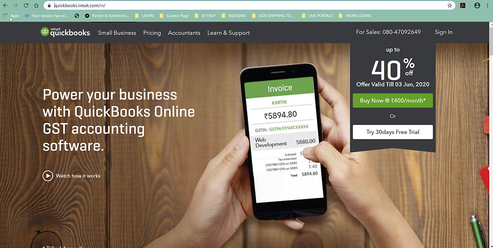 Quickbooks Small Business Tool, Fighting For Small