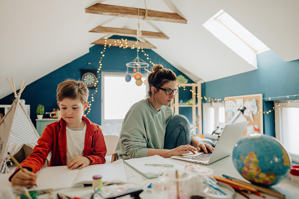 Home-Schooling While You Run Your Business, Fighting For Small