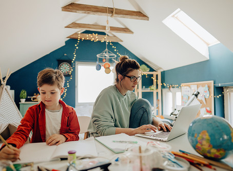Home-Schooling While You Run Your Business