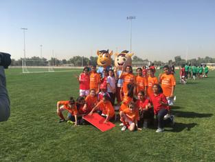 شخصيات الألعاب الأولمبية الإقليمية في أبوظبي