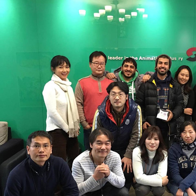 إلى كوريا من جديد للمزيد من المفاجآت والمشاريع المميزة