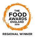 Regional Winner - The Food Awards Englan