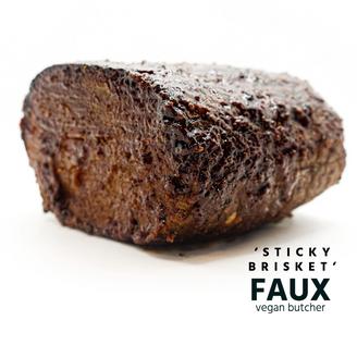 Faux Sticky brisket