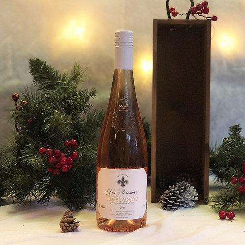 Wine in Celebration Box: Vegan Christmas Gift