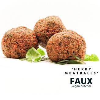 Faux Meatballs