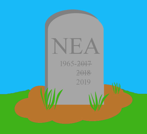 Another Year to Get the NEA