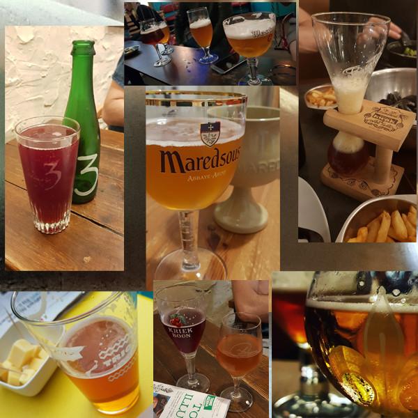 Misreading Roundup: Halloween Shows, Belgian Beers, Books