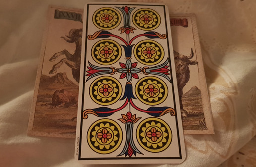 April Card-a-Month: Jodo-Camoin Marseilles