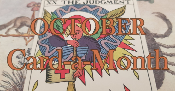 October Card-a-Month: En Español