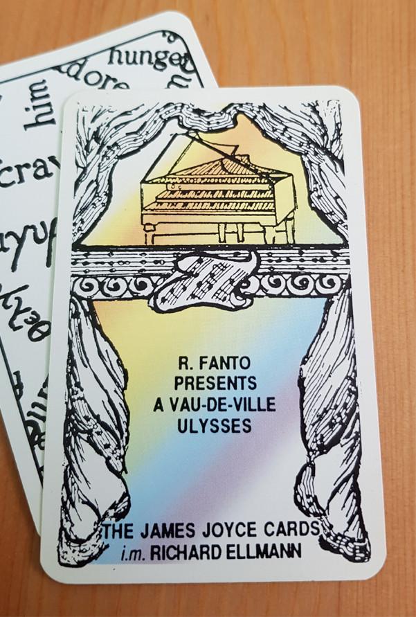 Ulysses a Vau-de-Ville title card