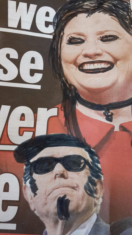 Will Goth Hillary Beat Bernie?