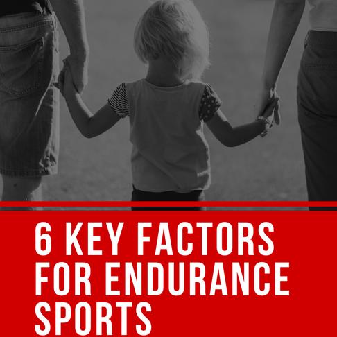 6 Key Factors for Endurance Training: Part 4 (Life Balance)