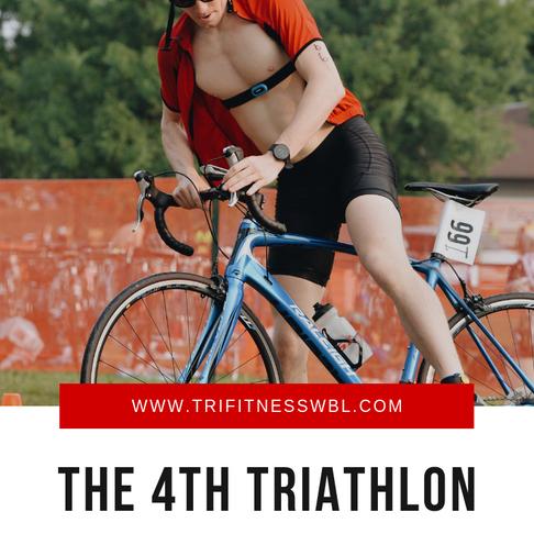 The 4th Triathlon Event: Transitions