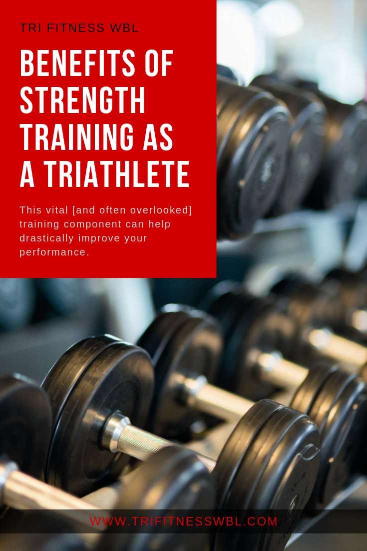 benefits of strength training for triathletes