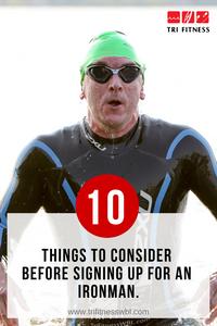 male triathlete, triathlon swim, ironman swim, ironman training