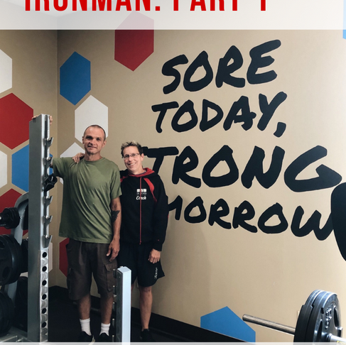 From Alcoholism to Ironman: Part 1