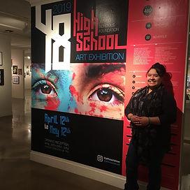 Brianna Trevizo, Pomona High School 2019