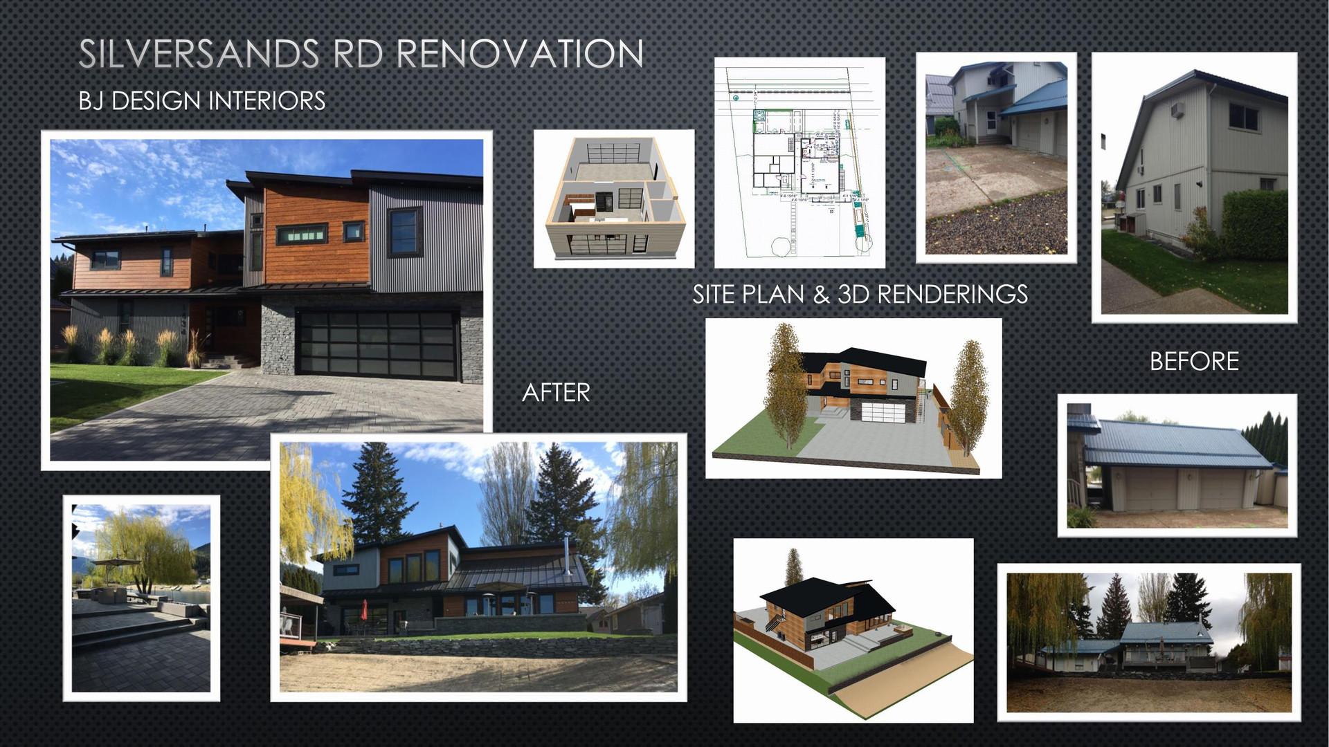 Silversands Renovation