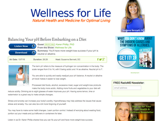 Wellness For Life; RADIO MD