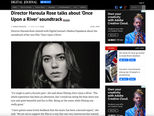 Director Haroula Rose talks about 'Once Upon a River' soundtrackRead more: http://www.digitaljourn
