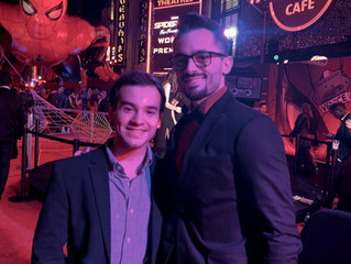 Three-Time Cancer Survivor Gets Surprise of A Lifetime from Hollywood's Good Guy, Brad Lambert