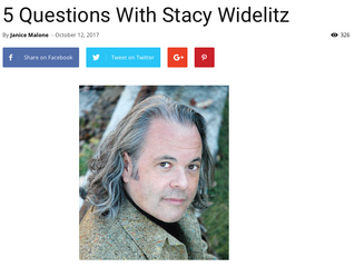 5 Questions With Stacy Widelitz